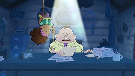 觀賞內褲隊長與滑稽又瘋狂的怪異雷射惡夢。第 3 季第 11 集。