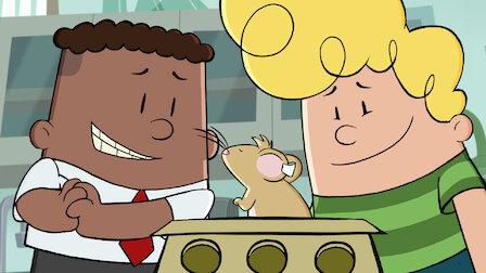觀賞內褲隊長和荒謬粉碎的煩人便便卡布拉。第 2 季第 4 集。