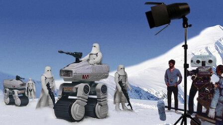 觀賞星際大戰。第 1 季第 1 集。