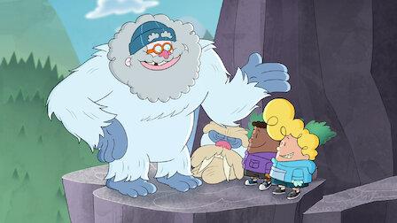 觀賞內褲隊長與醜惡高山怪深不可測的家庭紛爭。第 3 季第 3 集。