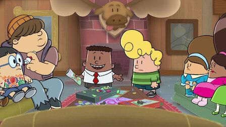 觀賞內褲隊長與亂七八糟的嵌合馬鈴薯怪。第 3 季第 10 集。