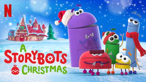 A StoryBots Christmas